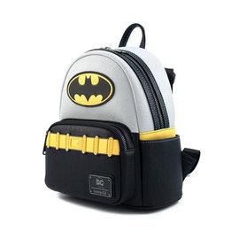 Loungefly Mini Sac à Dos - DC Comics - Batman Uniforme