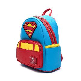 Loungefly Mini Sac à Dos - DC Comics - Superman Uniforme