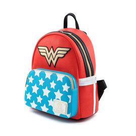 Loungefly Mini Sac à Dos - DC Comics - Wonder Woman Uniforme