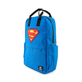 Loungefly Backpack - DC Comics - Superman Logo