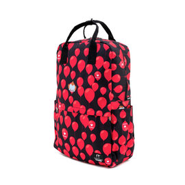 Loungefly Backpack - It Chapter 2 - I Love Derry Red Balloons with Pennywise