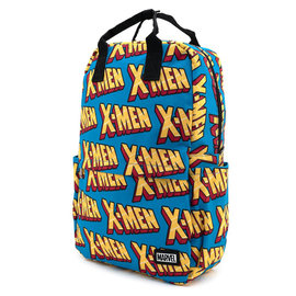 Loungefly Backpack - Marvel - The X-Men: Logos
