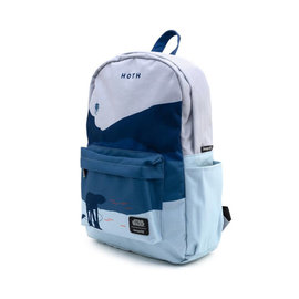 Loungefly Backpack - Star Wars - Hoth Planet Landscape with AT-AT