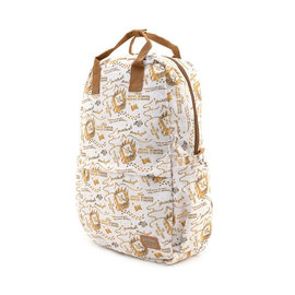Loungefly Backpack - Harry Potter - Marauders Map Sepia