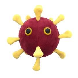 "Squishable Peluche - Giant Microbes - Mini Coronavirus Covid-19 6"""