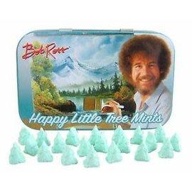 Boston America Corp Candy - Bob Ross - Happy Little Trees Mints Metal Tin