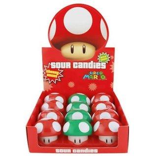 Boston America Corp Bonbons - Nintendo Super Mario Bros. - Boîte en métal
