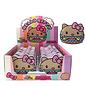 Boston America Corp Bonbons - Sanrio Hello Kitty - Hamburger Baies Sauvages Sûres Boîte en métal