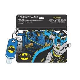 Bioworld Masque - DC Comics - Batman: Trousse Essentielle de 5 Pièces *Liquidation*