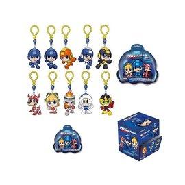 Just Toys Sac mystère - Capcom Mega Man - Porte-Clés Mini Figurine à Clip