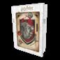 Prime3D Casse-tête - Harry Potter - Maison Gryffondor 3D 300 Pièces dans une Boîte en Métal