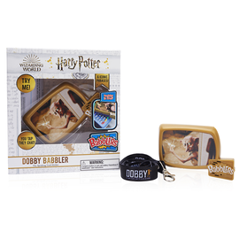 Wow! Stuff Collectible - Harry Potter - Dobby Babbler, The Speaking Card Holder