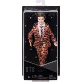 Mattel Figurine - BTS - Jimin Fashion Doll Poupée de Collection 10""