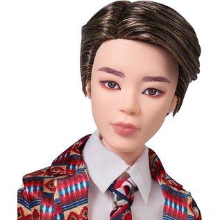"""Mattel Figurine - BTS - Jimin Fashion Doll Poupée de Collection 10"""""""