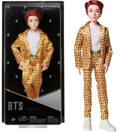 Mattel Figurine - BTS - Jung Kook Fashion Doll Poupée de Collection 10""