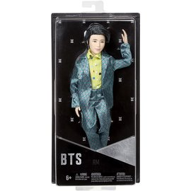 Mattel Figurine - BTS - RM Collectible Base Fashion Doll 10''