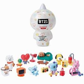 Young Toys Boîte mystère - BT21 - Mini Figurine Line Friends Universtar Volume 1
