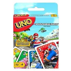 Mattel Jeu de société - Nintendo Mario Kart - Uno