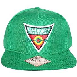 Bioworld Baseball Cap - DC Comics Green Arrow - Classic Logo Green Snapback