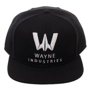 Bioworld Casquette - DC Comics Batman - Logo Wayne Industries Noire Snapback