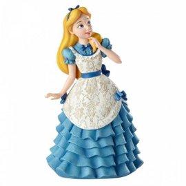 Enesco Showcase Collection - Disney Alice au Pays des Merveilles - Alice Couture de Force