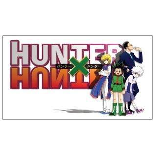 Chez Rhox Aimant - Hunter X Hunter - Logo Avec Gon, Kurapika, Killua et Leorio