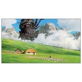 Chez Rhox Magnet - Studio Ghibli Howl's Moving Castle - Landscape