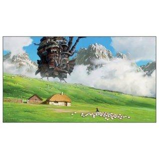 Chez Rhox Aimant - Studio Ghibli Le Château Ambulant - Paysage