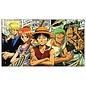 Chez Rhox Aimant - One Piece - Luffy, Zoro, Nami, Sanji et Usopp