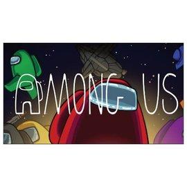Chez Rhox Magnet - Among Us - Game Logo