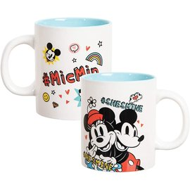 Vandor Tasse - Disney Mickey Mouse - Mickey & Minnie Mouse #MicMin 16oz
