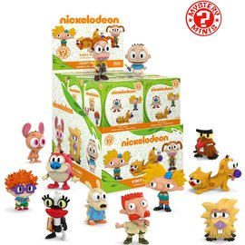 Funko Blind Box - Nickelodeon - Figurine Mystery Minis