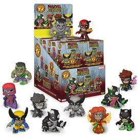 Funko Boîte mystère - Marvel - Figurine Mystery Minis Marvel Zombies