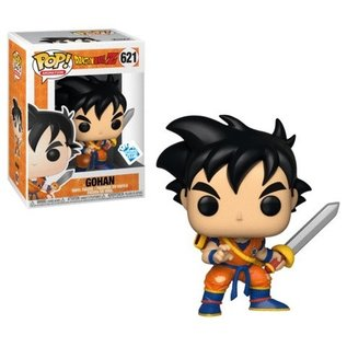 Funko Funko Pop! Animation - Dragon Ball Z - Gohan (with Sword) 621 *Funko Insider Club Exclusive*