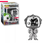 Funko Funko Pop! Heroes - DC Batman - Arkham Asylum The Joker (Silver Chrome) 53 *Target Exclusive*