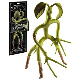 "Noble Collection Figurine - Fantastic Beasts - Bowtruckle ""Pickett""  Bendable and Poseable"