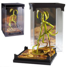 """Noble Collection Figurine - Fantastic Beasts - Bowtruckle """"Pickett"""" No.2"""