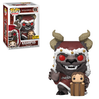 Funko Funko Pop! Holidays - Krampus - Krampus (Hooded) 15 *Hot Topic Exclusive*