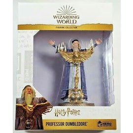 Warner Bros. Figurine - Harry Potter - Professor Dumbledore 1:16""
