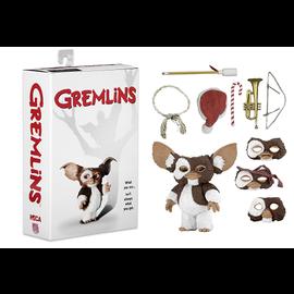 "NECA Figurine - Gremlins - Gizmo Articulée Avec Pièces Interchangeables 7"""