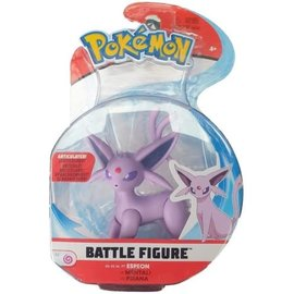 Wicked Cool Toys Figurine - Pokémon - Battle Figure Espeon
