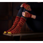Hero Collector Chaussettes - Harry Potter - Ensemble pour Tricoter Bas Longs et Mitaines de Gryffondor