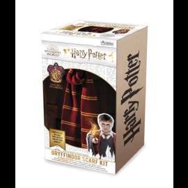 Hero Collector Foulard - Harry Potter - Ensemble pour Tricoter une Écharpe de Gryffondor