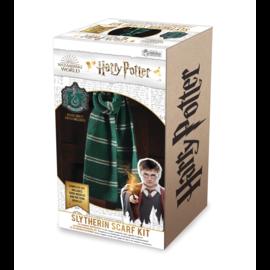 Hero Collector Foulard - Harry Potter - Ensemble pour Tricoter une Écharpe de Serpentard