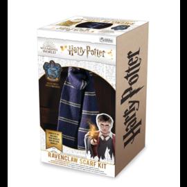 Hero Collector Foulard - Harry Potter - Ensemble pour Tricoter une Écharpe de Serdaigle