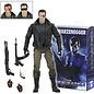 "NECA Figurine - The Terminator- Arnold Schwarzenegger Pièces Interchangeables 7"""