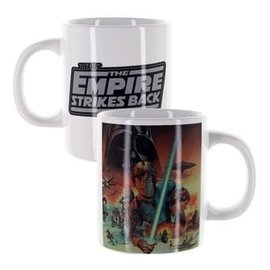 Vandor Tasse - Star Wars The Empire Strikes Back - Affiche du Film 16oz