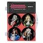 Dark Horse Aimant - Castlevania Symphony of the Night - Personnages Ensemble de 4