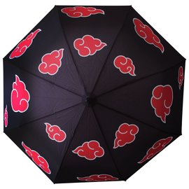 AbysSTyle Umbrella - Naruto Shippuden - Akatsuki's Clouds Red and Black