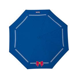 AbysSTyle Parapluie - Sailor Moon - Uniforme avec Boucle Rouge Bleu